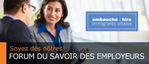 Forum du savoir des employeurs
