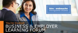 Employer Learning Forum
